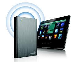 seagate wifi harddisk